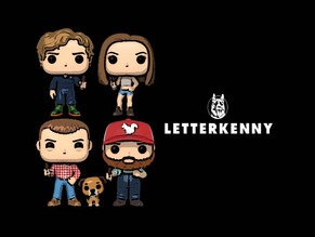 THE AWESOMENESS OF LETTERKENNY