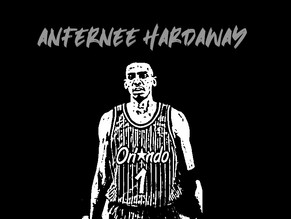 MY ANFERNEE HARDAWAY NBA CARDS COLLECTION