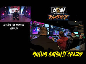 CM PUNK'S AEW DEBUT | THE CONTROL BOOTH VERSION