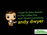 FUNKO | PARKS AND RECREATION - ANDY DWYER