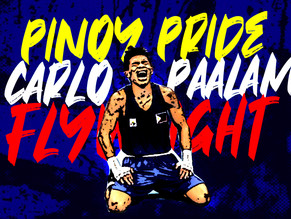CARLO PAALAM TO END THE OLYMPIC CAMPAIGN RIGHT!