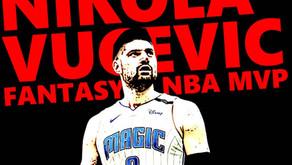NIKOLA VUCEVIC | TRADED TO THE CHICAGO BULLS!!!