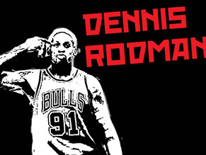 MY DENNIS RODMAN NBA CARDS COLLECTION