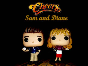 THE AWESOMENESS OF CHEERS | SAM AND DIANE