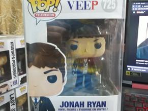 SELLING   VEEP - JONAH RYAN - 2500 - set of 4