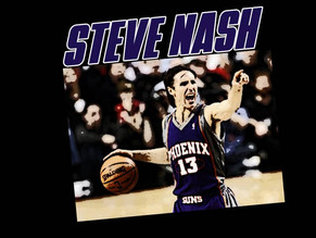 MY STEVE NASH NBA CARDS COLLECTION