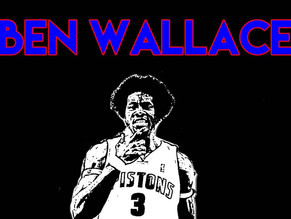 MY BEN WALLACE NBA CARDS COLLECTION
