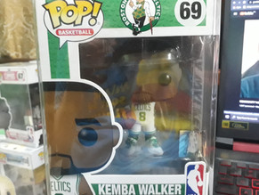 SELLING   NBA - KEMBA WALKER BOSTON CELTICS - 500PHP