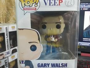 SELLING   VEEP - GARY WALSH - 2500 - set of 4