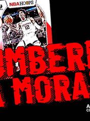 2020-21 NBA HOOPS BLASTER BOX PART 1   NUMBERED JA MORANT AND ZION WILLIAMSON MEM CARD!