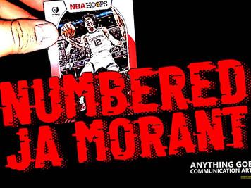 2020-21 NBA HOOPS BLASTER BOX PART 1 | NUMBERED JA MORANT AND ZION WILLIAMSON MEM CARD!