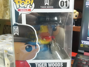SELLING   TIGER WOODS - 700PHP