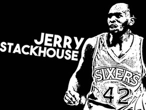 MY JERRY STACKHOUSE NBA CARDS COLLECTION