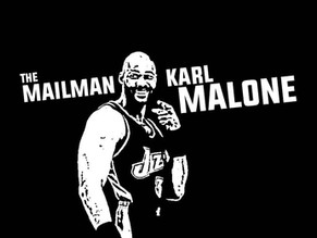 MY KARL MALONE NBA CARDS COLLECTION