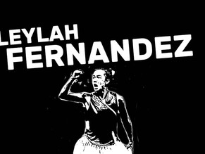 LEYLAH FERNANDEZ   MAKING HEADS TURN!