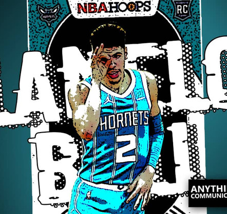 2020-21 NBA HOOPS BLASTER BOX PART 2 | LAMELO BALL AND SLAM INSERTS!!!