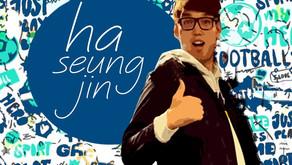 HA SEUNG-JIN AND KOREA'S SHOWBIZ ATHLETES