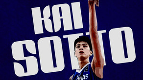 FIRST PINOY IN THE NBA | KAI SOTTO EDITION