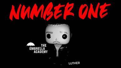 FUNKO | THE UMBRELLA ACADEMY - LUTHER HARGREEVES