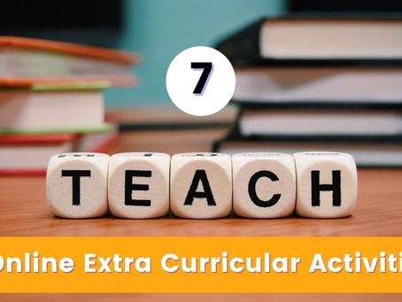 Online Extra Curricular Activities