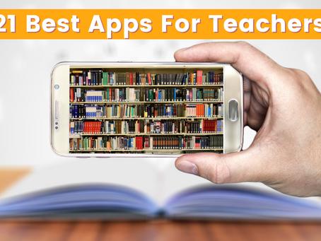 21 Best Apps For Teachers