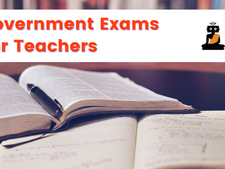 Government Exams For Teachers