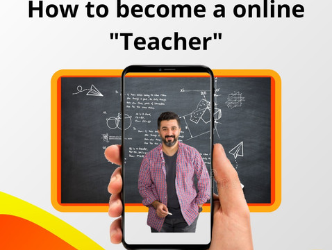 "How to become a online ""teacher"""