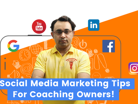 Social Media Marketing Tips For Coaching Owners