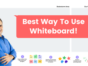 Best Way To Use Online Whiteboard