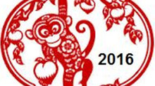 2016 Year of the Yang Fire Metal Monkey