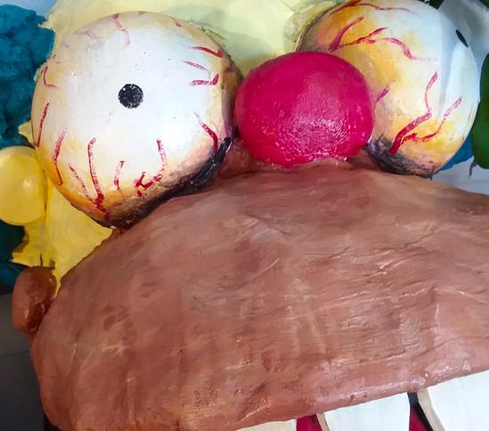 Krusty the Klown Giant Pez