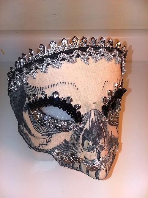 Victorian Skull Mask