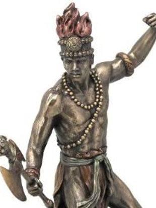 Chango Statue