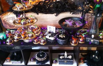 Spooky treats by Eileen & Katie