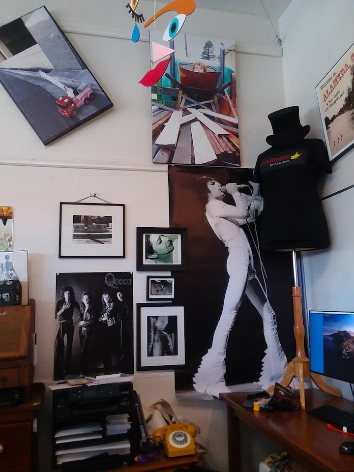 Freddie - patron saint