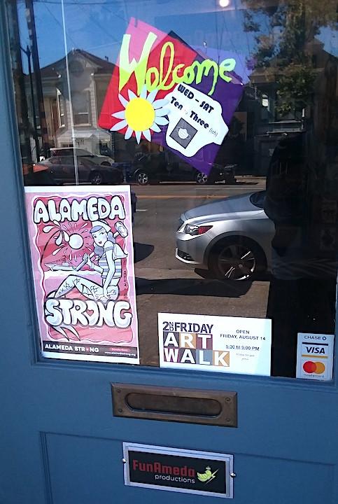 Support local art & merchants!