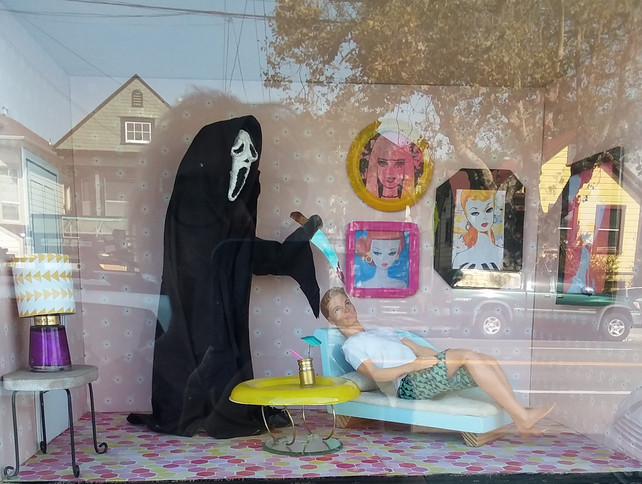 Barbie's Screamhouse