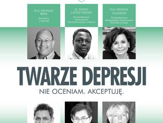 """""""Twarze depresji"""" - 7. edycja kampanii"""