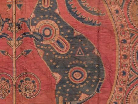 Textile Spurensuche in der Abegg-Stiftung