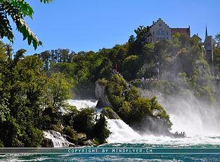 Ausflugstipp Rheinfall