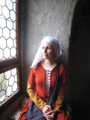 15tes Jahrhundert - krapprot