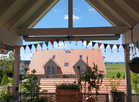 Flagge zeigen;-)