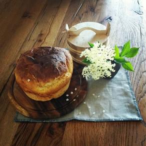 Frühstück - Sonntagsbrot