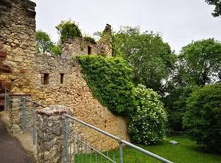 Ausflugstipp Burg Rötteln