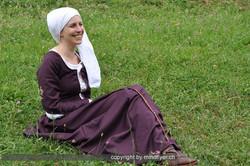 15tes Jahrhundert - Ersatzkleid