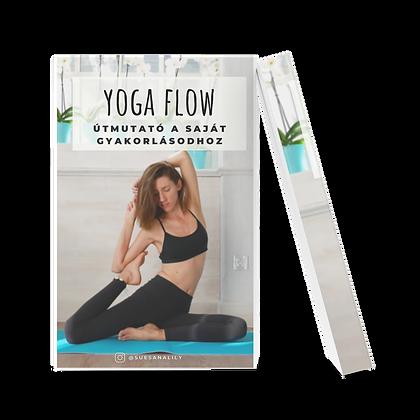 Yoga Flow eBook - Útmutató a saját gyakorlásodhoz