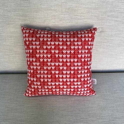 Red kids cushion