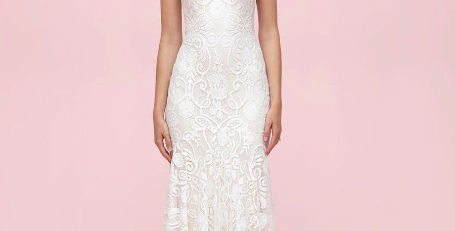 0282, Allure 3212 size 14 ivory-champagne