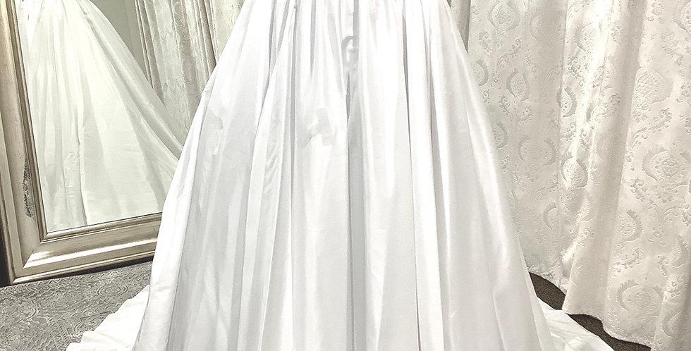 9769, Wtoo 15828 Mimi size 10 white