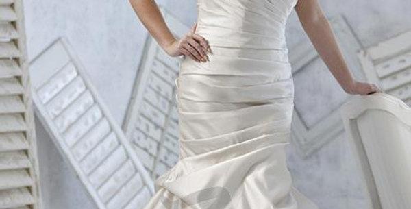 4816, Cara Mia 29241 size 20 white